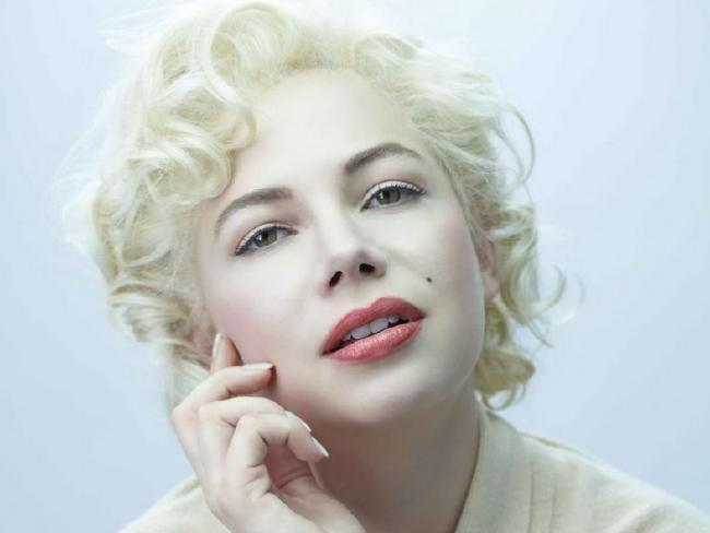 Michelle Williams, pictured here as Marilyn Monroe in My Week with Marilyn, has shocked Hollywood by revealing that she is now a married woman.