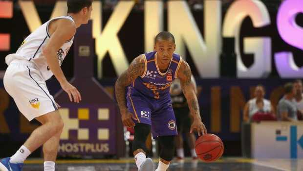 Jerome Randle led the league in points and assists.