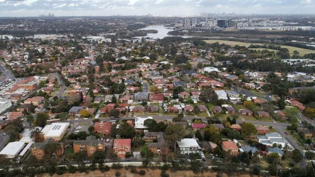 Sydney and Melbourne are struggling to accommodate population growth. Picture: Toby Zerna