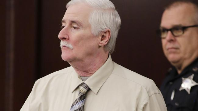 Donald Smith was found guilty of abducting, raping and killing eight-year-old Cherish Perrywinkle after he lured her away from her mother in June of 2013. Picture: Bob Self