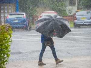 Southeast storms herald a wet weekend