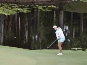 Australian Ladies Classic - Bonville. Day1