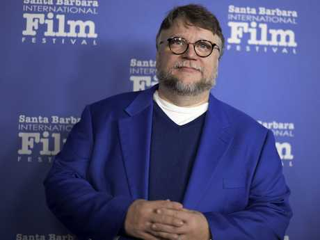 Guillermo del Toro is the director and co-writer of The Shape of Water.