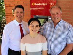 Bendigo backing for a Noosa star student