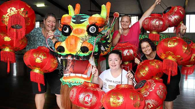 Tails wagging for Year of the Dog celebrations