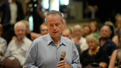Shorten town meeting.