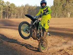 Tributes for 21yo dad killed in motorbike crash