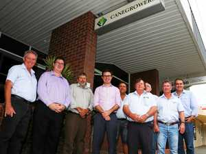 Ag Minister talks sugar with Proserpine Cangrowers
