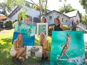 She to Sea showcases finest female art