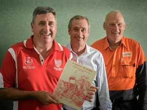 Redmen legends set out to find team of Golden era