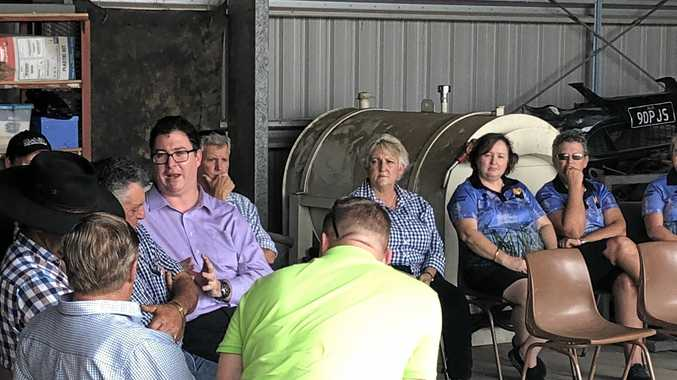 Agriculture minister weighs in on Mackay Sugar ownership