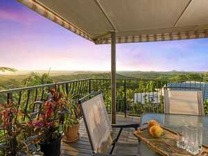 Bird's eye view on Buderim