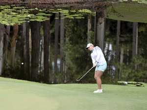 Clyburn takes early Bonville lead with course record