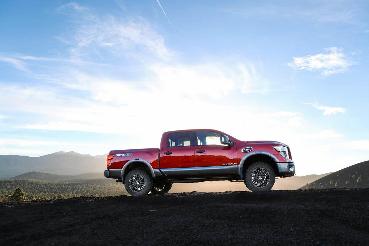 The Nissan Titan could come to Australia...but the business case has not yet been finalised.