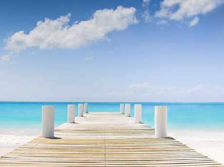 Grace Bay in Providenciales, Turks and Caicos. Picture: John Voo