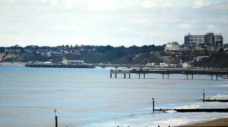 But Bournemouth Beach in the UK is better than all of our beaches, apparently. Picture: Manuel Martin