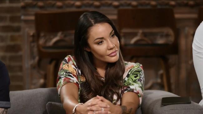 "Davina's most constant refrain on Married at First Sight: ""I'm here for me"". (Pic: Supplied)"