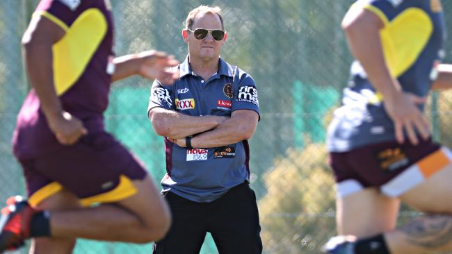 Brisbane fans say the Broncos already have the right man. (Annette Dew)