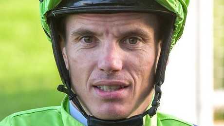 Tim Clark will fill in for Luke Currie aboard Golden Slipper favourite Sunlight on Saturday.