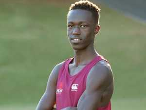 Runner Joseph Deng's dream could be dashed by Olympian