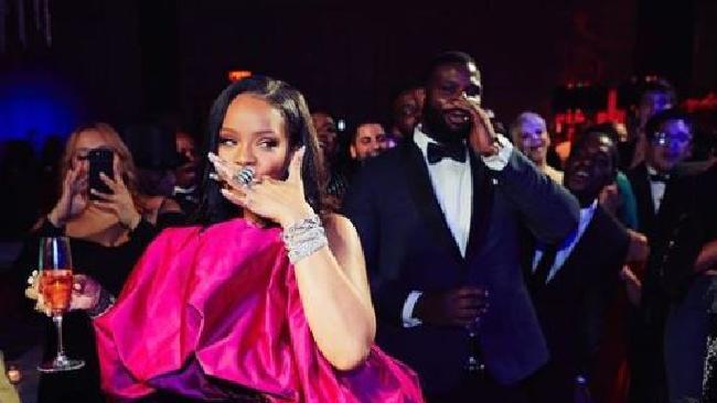 Inside Rihanna's incredible 30th