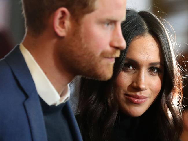 Prince Harry and Meghan Markle are at the cenre of a terror scare.