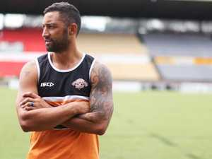 New cub delays Benji's Tigers return