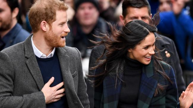 Anthrax scare: Meghan and Harry sent suspicious letter