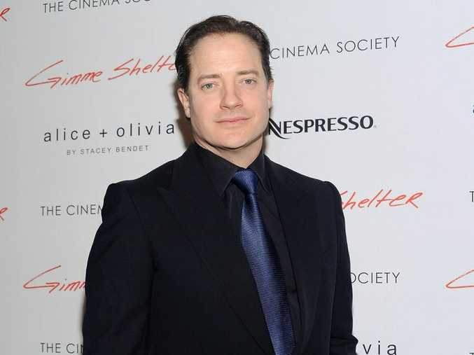 Brendan Fraser Claims He Was Groped by Former HFPA President in 2003