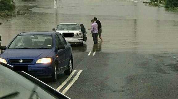 BIG WET: Flood hot spots to avoid in heavy rain