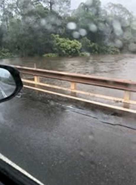 Coondoo Bridge at 11am on Friday.