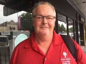 PAUL ENSBY, Grafton: There are alot of attacks. I