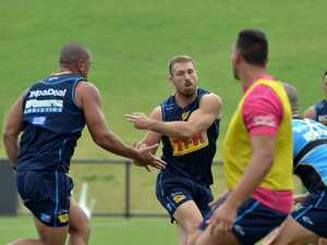 RUGBY LEAGUE: Gold Coast Titans open training