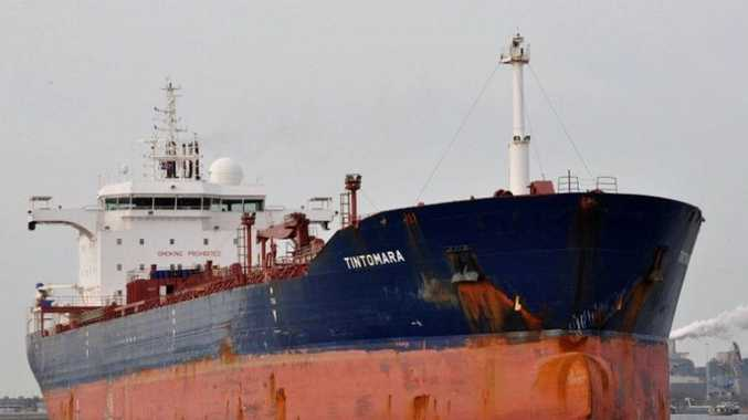 BREAKING: Ship detained as crew alleges mistreatment