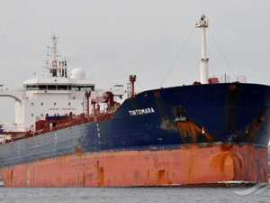 Ship detained as crew alleges mistreatment