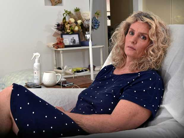 MOUNT Coolum woman, Jennifer Hill, has a long recovery ahead after the Guillain-Barre Syndrome she was suffering was misdiagnosed by Sunshine Coast University Hospital.