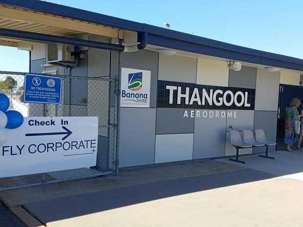VITAL LINK: Competitive air services out of Thangool vital for region's business success.