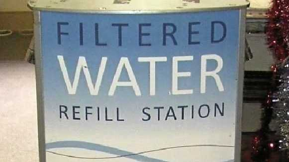 ENVIRONMENT FRIENDLY: Two mobile water refill stations will service Bellingen Shire at community events.