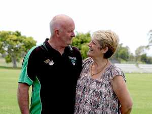 Love of football a family affair for the Allens