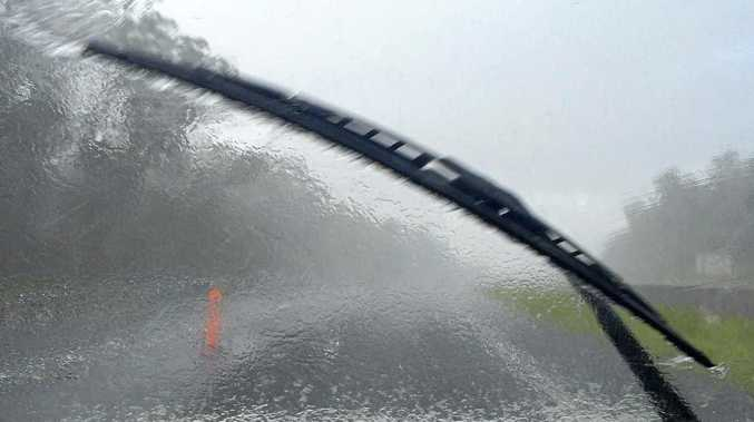 Heavy rainfall is expected to pummel Central Queensland in the coming days.