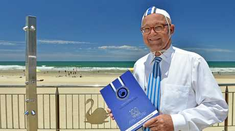 HISTORY HUNTER: A few chance conversations with the right people have helped missing pieces of the puzzle that is the Maroochy Surf Lifesaving Club's history to fall into place. Club life member and historian Ralph Devlin makes sure that history is preserved for generations to come.