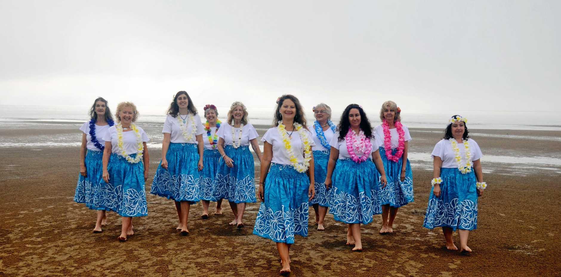 GET DANCING: Dance away your worries with Hawaiian Hula Dance Classes held every week in Hervey Bay.