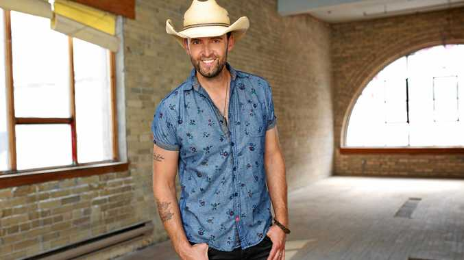 CMC ROCKS: Canadian Dean Brody will perform at CMC Rocks in March.