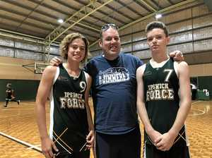 Southern Downs players shine in Qld youth comp