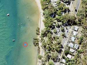 Warning of potential sink hole at tourism hotspot