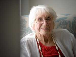 Irene Crispin passes away at 104