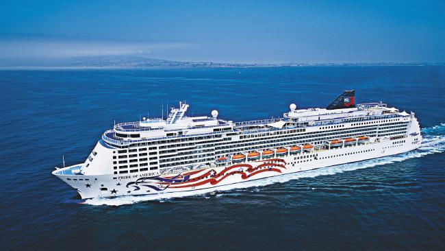 Norwegian Cruise Line Pride of America Cruise