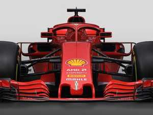 Ferrari unveil striking F1 title challenger
