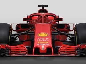 Ferrari unveil striking F1 title challenger
