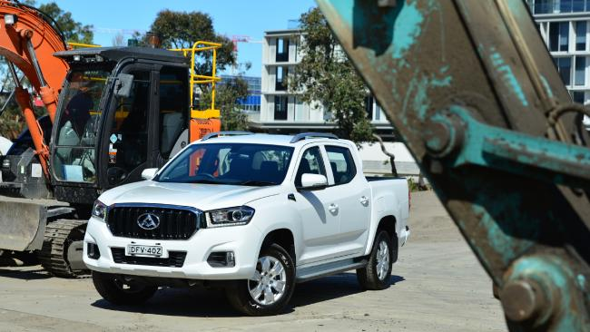 The Chinese LDV T60 is one of Australia's cheapest utes, but there are also plenty of hot deals on more established brands in March. Picture: Supplied.